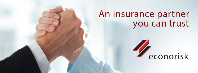 Econorisk and insurance partner you can trust