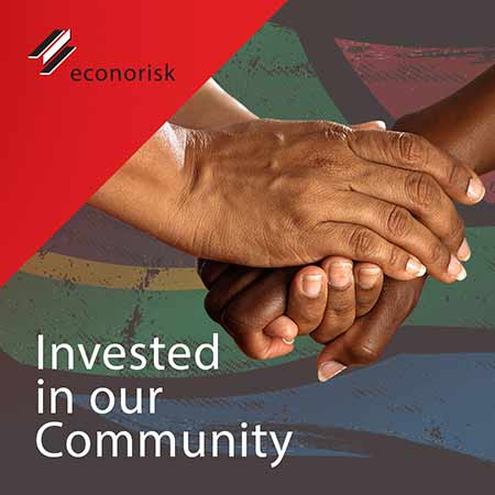 Econorisk invested in the community