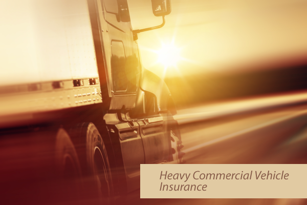 HeavyCommercialVehicleInsurance
